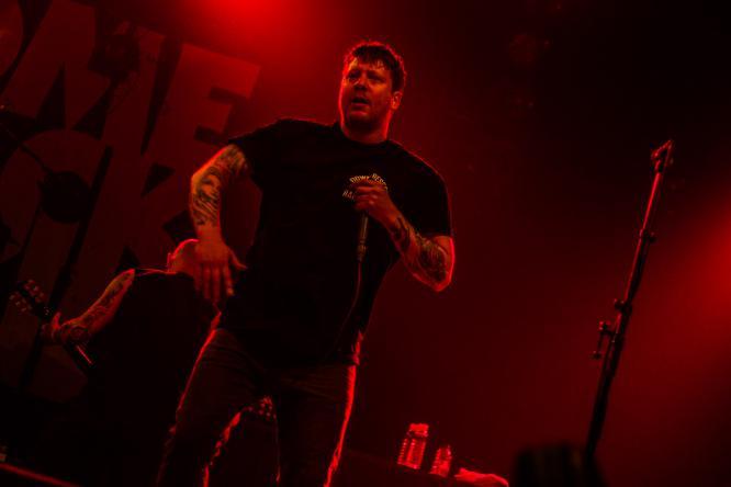 Comeback Kid - Live @ Groezrock Festival 2015