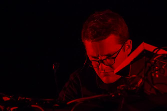 Floating Points - Live @ Mitsubishi Electric Halle, Düsseldorf