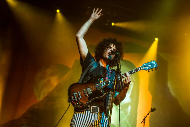 Wolfmother - Live @ Palladium, Cologne