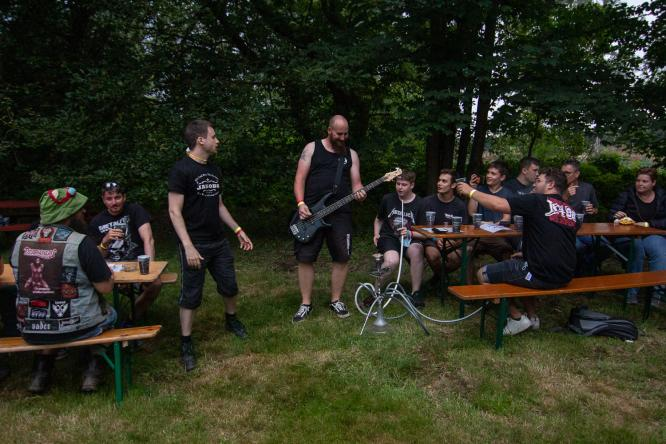 Left Betrayed - Live @ Birkenhütte, Urbach
