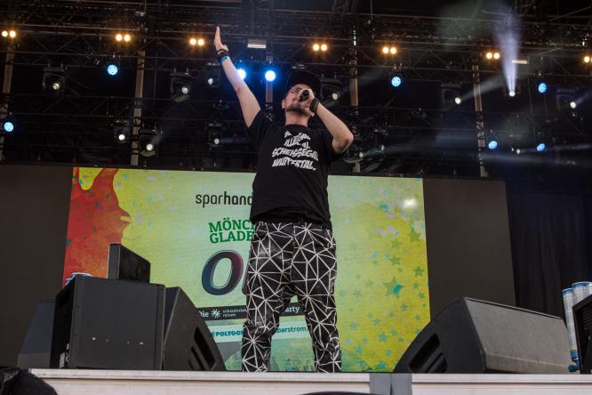 HONK! - Live @ Mönchengladbach Olé