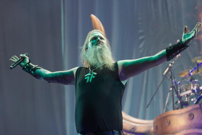 Amon Amarth - Live @ König-Pilsener-Arena, Oberhausen