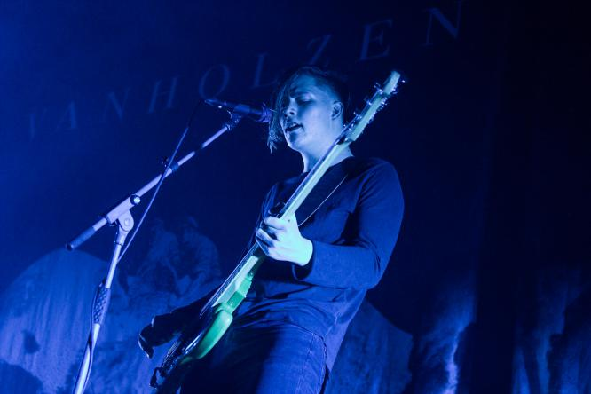 Van Holzen - Live @ Westfalenhallen, Dortmund