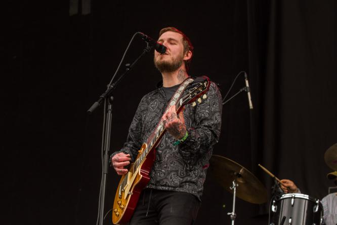 Brian Fallon & The Howling Weather - Live @ Southside Festival 2018