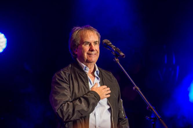 Chris de Burgh - Live @ Eurogress, Aachen