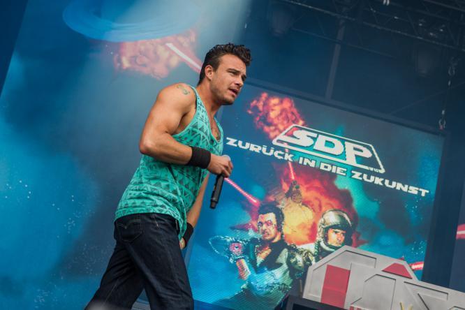 SDP - Live @ Southside Festival 2015