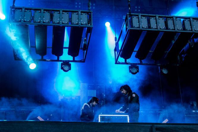 Justice - Live @ Southside Festival 2018