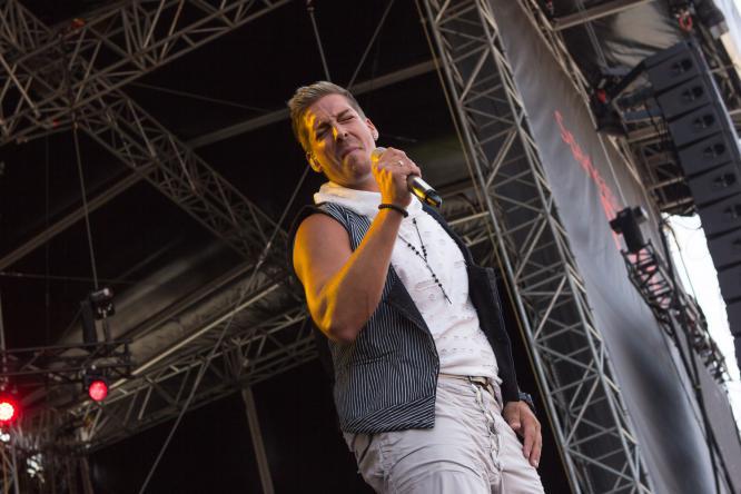 Norman Langen - Live @ Mönchengladbach Olé