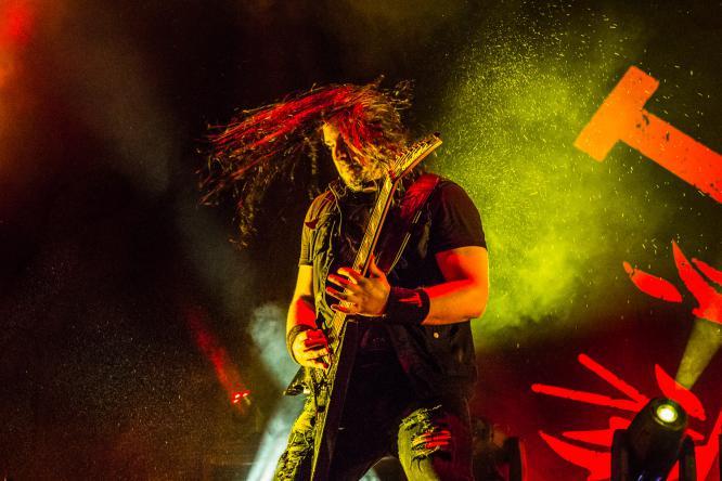 Trivium - Live @ Reload Festival 2017