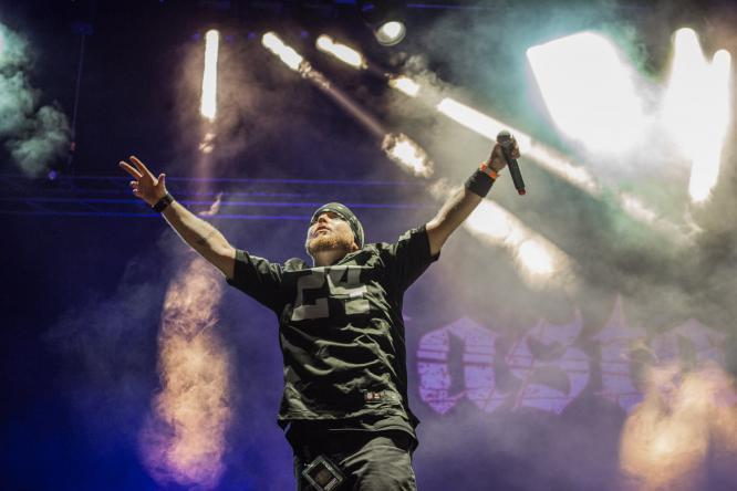 Jasta - Live @ Reload Festival 2017