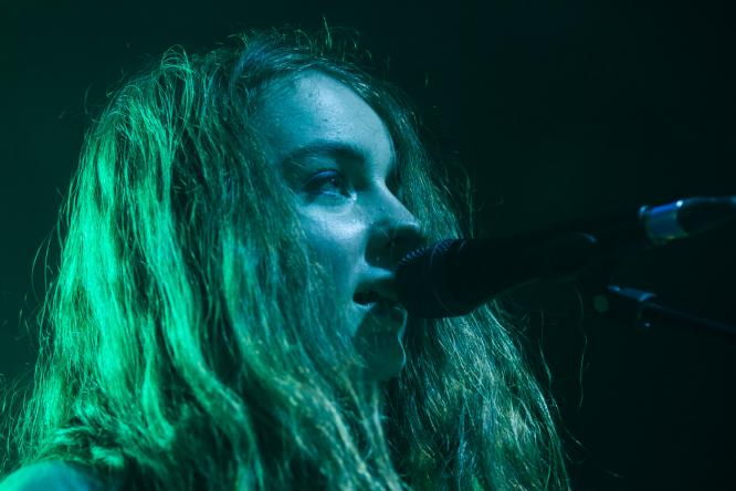 Let's Eat Grandma - Live @ Live Music Hall, Cologne
