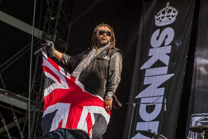 Skindred - Live @ Southside Festival 2016