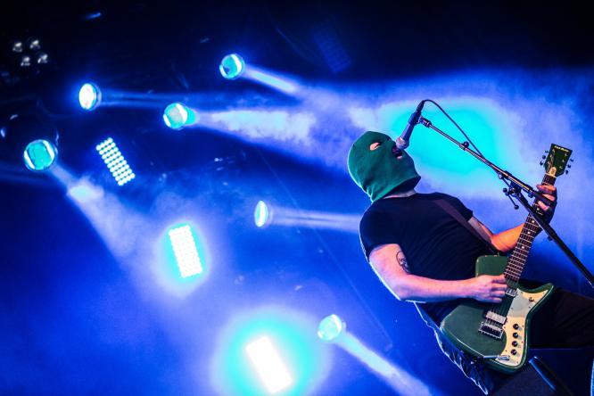 Masked Intruder - Live @ Groezrock Festival 2015