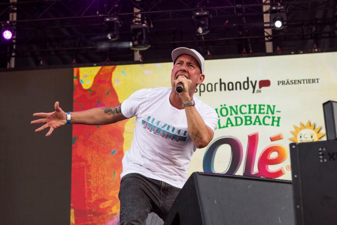 Oli.P - Live @ Mönchengladbach Olé