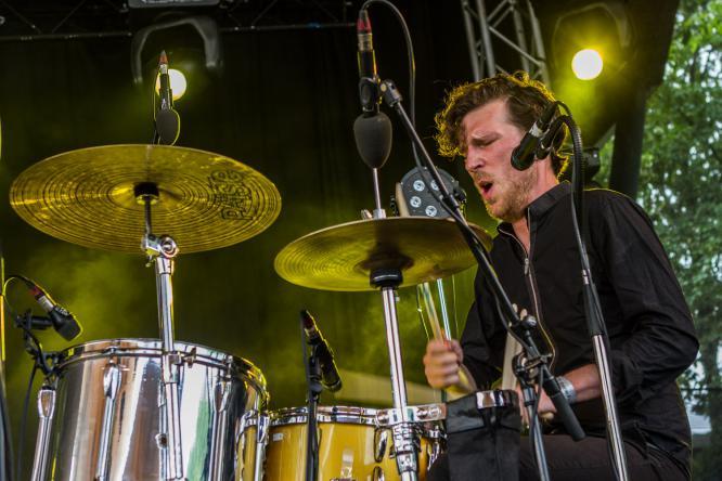 TÜSN - Live @ Amphi Festival 2016