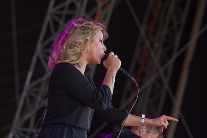 The Sounds - Live @ Southside Festival 2014