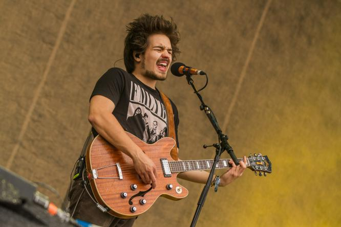 Milky Chance - Live @ Southside Festival 2015