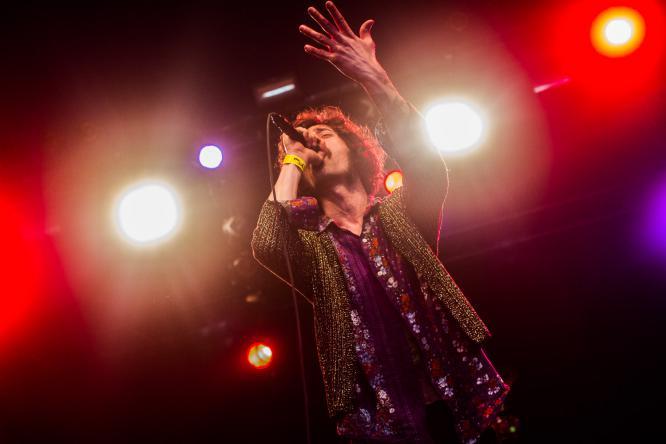 Turbowolf - Live @ Groezrock Festival 2015