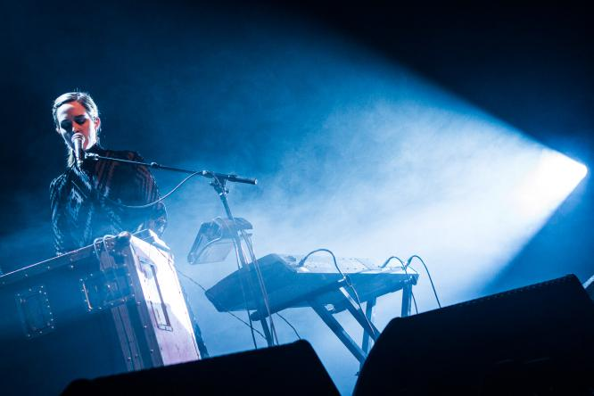 Ine Hoem - Live @ Palladium, Cologne
