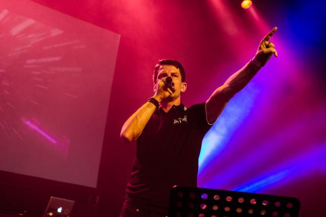 Frozen Plasma - Live @ Amphi Festival 2017