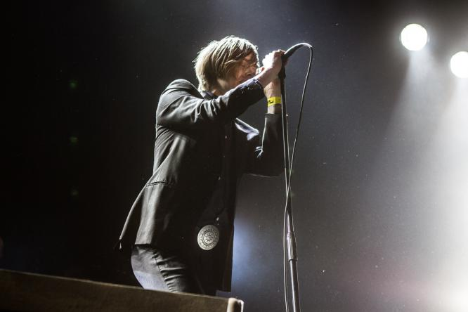 Refused - Live @ Groezrock Festival 2015