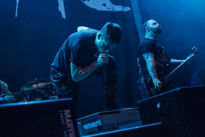 Whitechapel - Live @ Palladium, Köln
