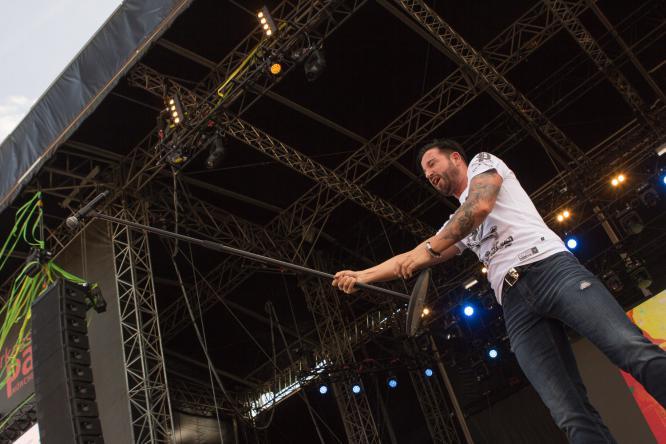 Michael Wendler - Live @ Mönchengladbach Olé