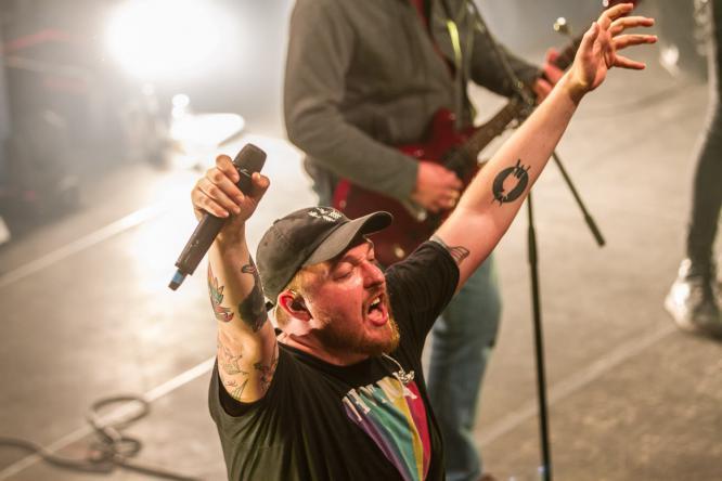Antilopen Gang - Live @ E-Werk, Cologne