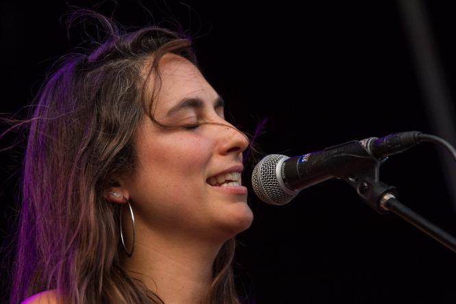 Romy Conzen - Live @ Markt, Eschweiler
