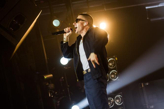 Macklemore - Live @ Palladium, Cologne