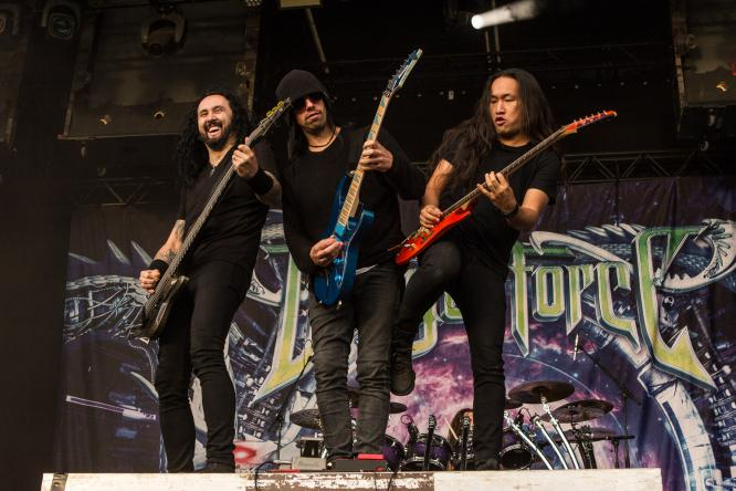 DragonForce - Live @ Reload Festival 2018