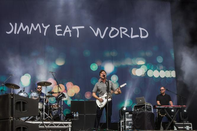 Jimmy Eat World - Live @ Southside Festival 2017