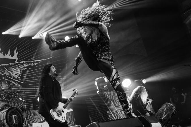 Arch Enemy - Live @ E-Werk, Köln
