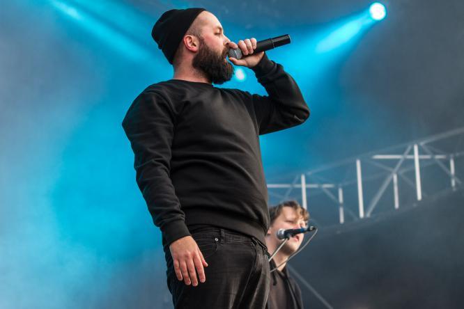Frittenbude - Live @ Southside Festival 2015