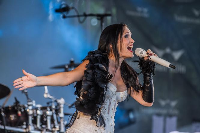 Tarja - Live @ Amphi Festival 2016