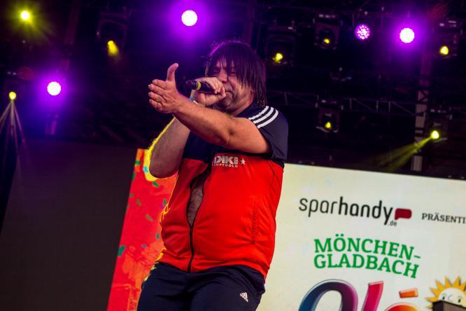 Ikke Hüftgold - Live @ Mönchengladbach Olé