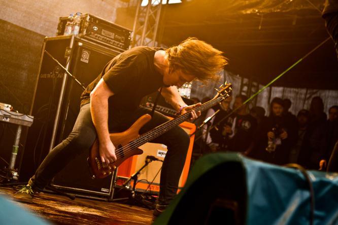 Thy Art Is Murder - Live @ Mair1 Open Air Festival 2014