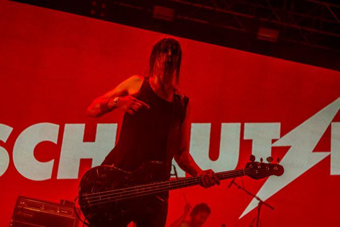 Schmutzki - Live @ Southside Festival 2015