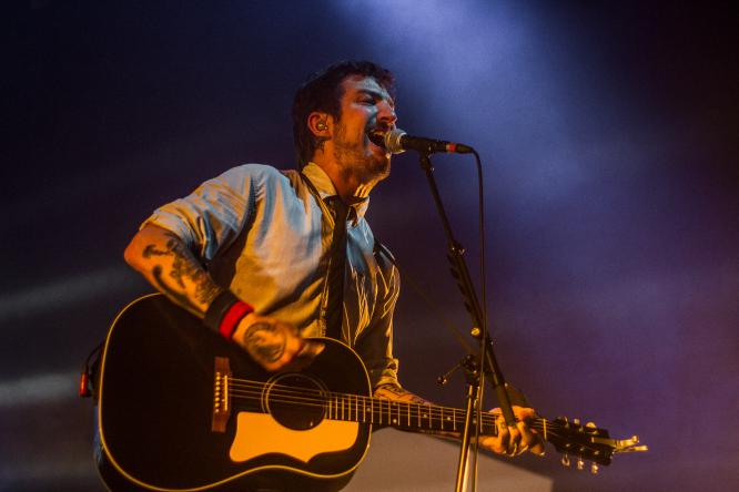 Frank Turner And The Sleeping Souls - Live @ Palladium, Köln