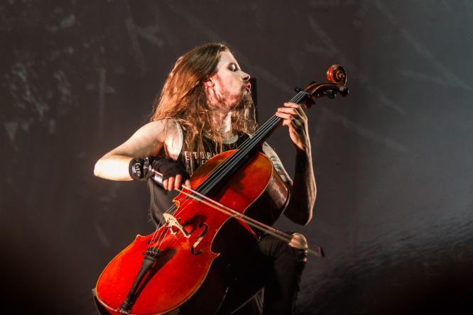 Apocalyptica - Live @ König-Pilsener-Arena, Oberhausen