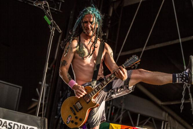 NOFX - Live @ Southside Festival 2015