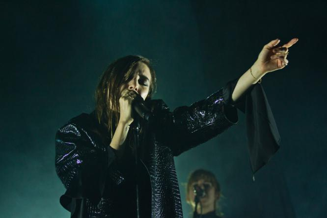 Lykke Li - Live @ Southside Festival 2014