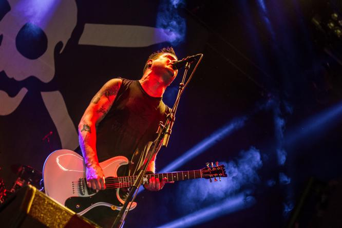 Teenage Bottlerocket - Live @ Groezrock Festival 2015