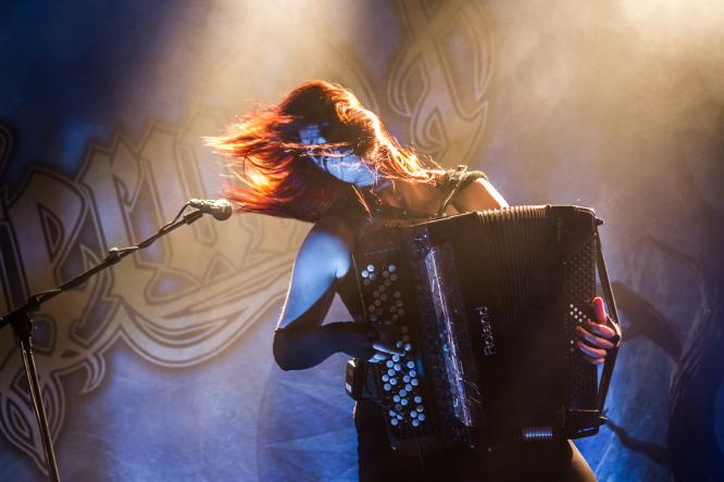 Ensiferum - Live @ Live Music Hall, Köln