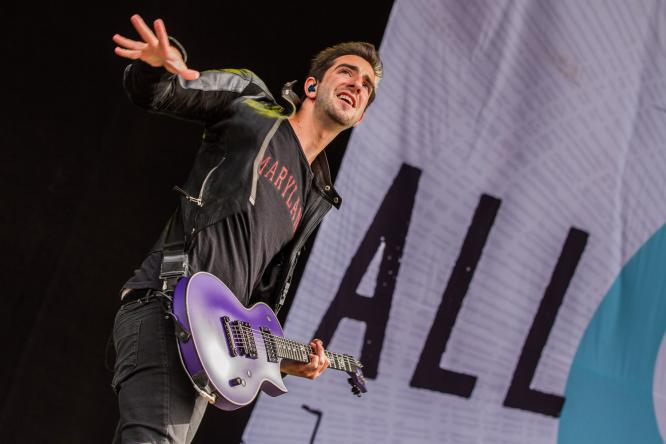All Time Low - Live @ Southside Festival 2015