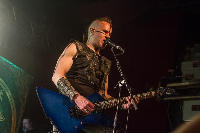 Ensiferum - Live @ Live Music Hall, Cologne