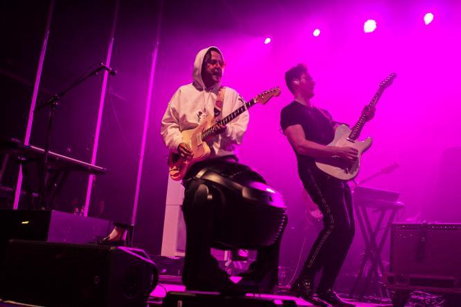 Lovelytheband - Live @ Palladium, Cologne