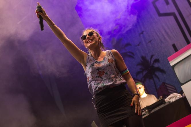 Neonschwarz - Live @ Southside Festival 2017