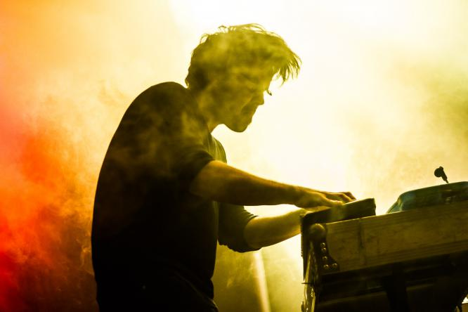 The Notwist - Live @ Southside Festival 2015