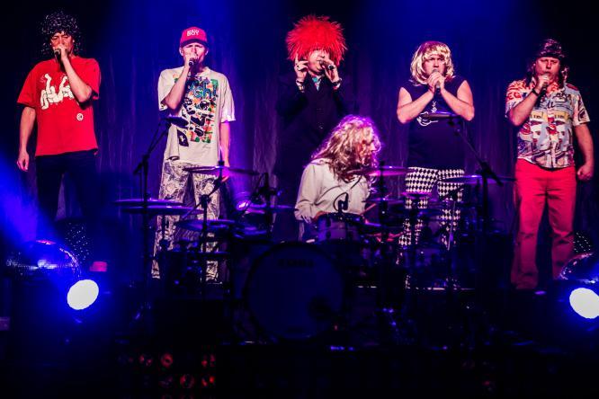 Die Prinzen - Live @ Mitsubishi Electric Halle, Düsseldorf